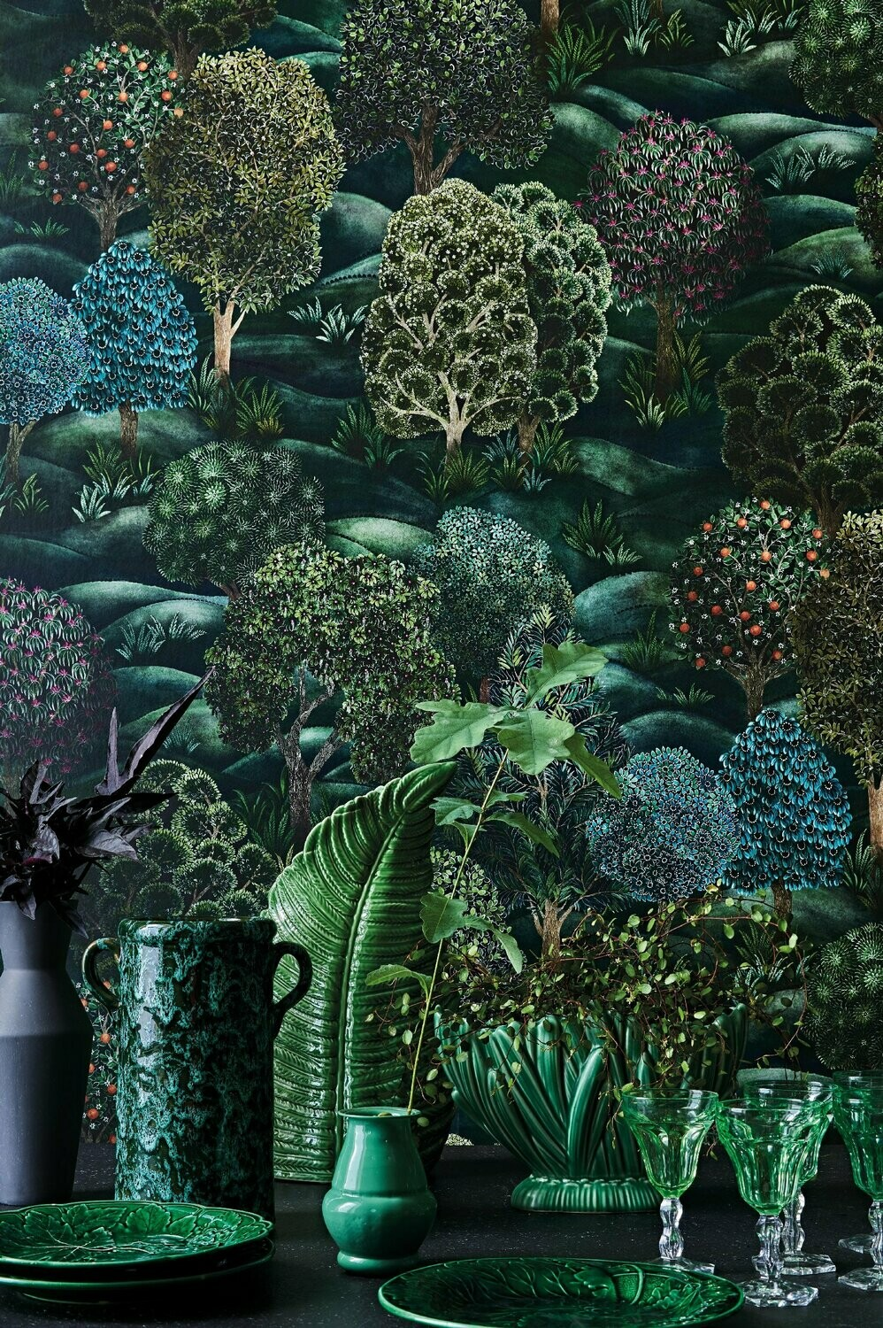 Cole & Son - Wallpaper Botanical Forest