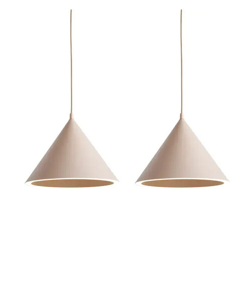 WOUD - ANNULAR PENDANT LAMP SMALL - SET OF 2