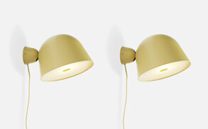 WOUD - KUPPI WALL LAMP