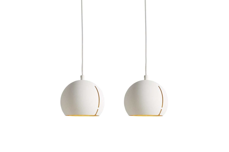 WOUD - GAP PENDANT LAMP - SET OF 2