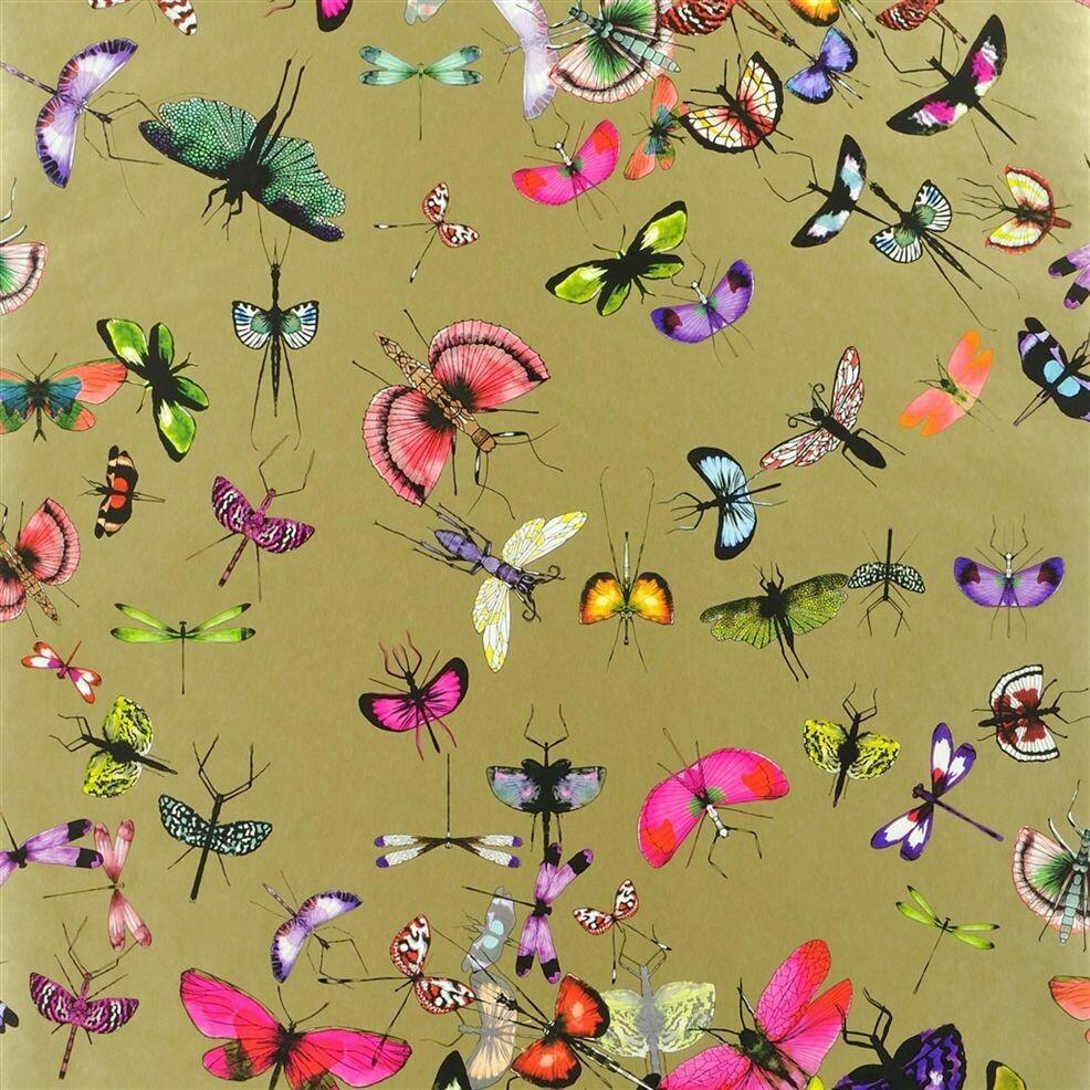 CHRISTIAN LACROIX - Mariposa Wallpaper