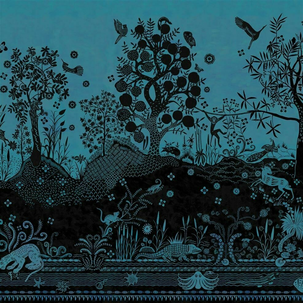 CHRISTIAN LACROIX - Bois Paradis Panoramic Wallpaper