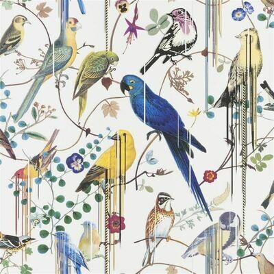 CHRISTIAN LACROIX - Birds Sinfonia Wallpaper
