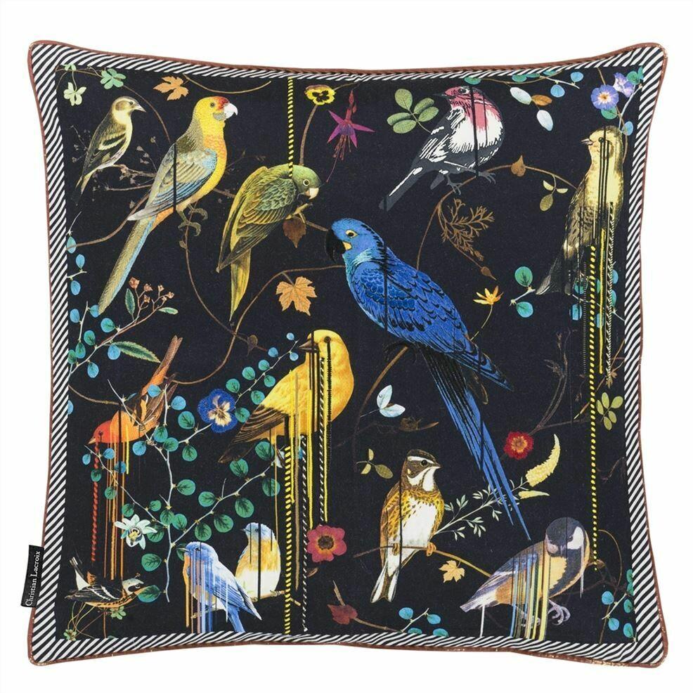 CHRISTIAN LACROIX - Cushion Birds Sinfonia