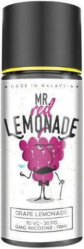 Mr Red Lemonade