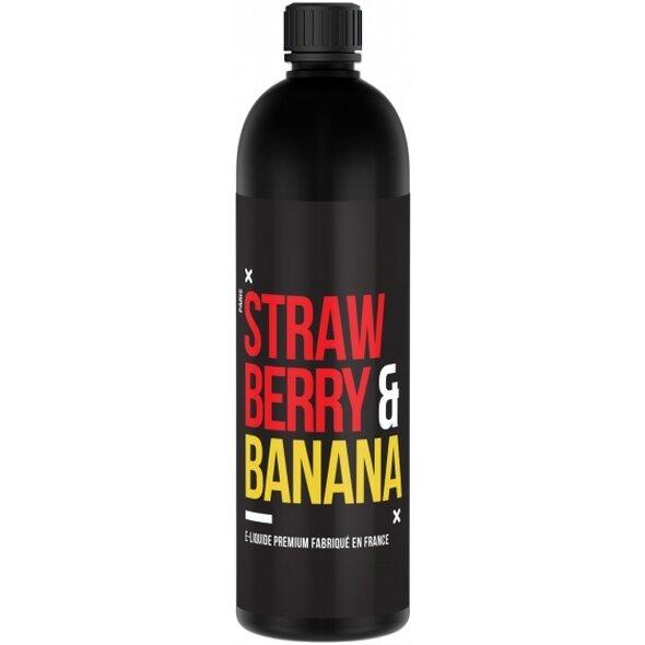 Strawberry & Banana
