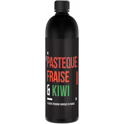 Pasteque, Fraise & Kiwi