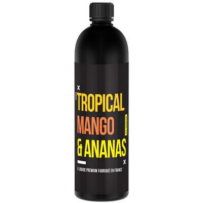 Tropical Mango Ananas