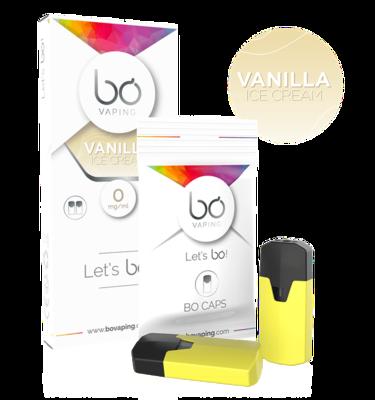 BO Caps Boite de 2 Vanilla Ice Cream