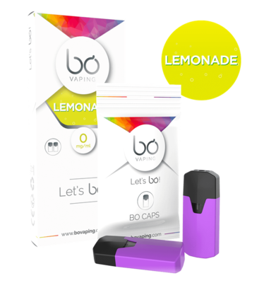 BO Caps Boite de 2 Aloe Lemonade
