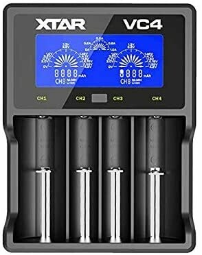 Chargeur XTAR VC4