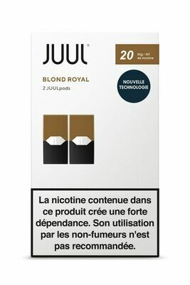 JUUL Pods Blond Royal 20mg/mL