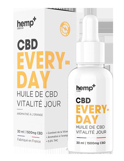 Huile de CBD Every Day 30 ml