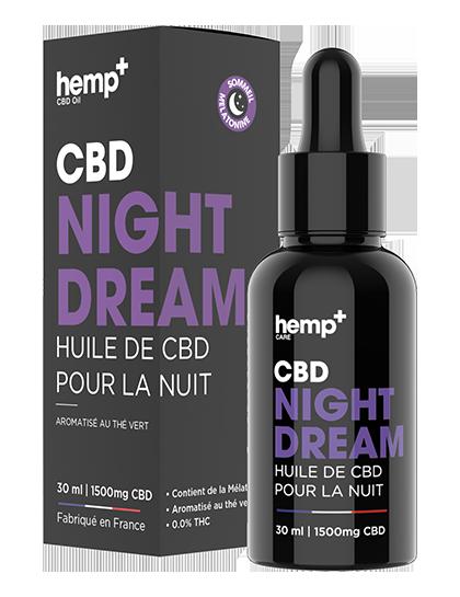 Huile de CBD Night Dream 30 ml