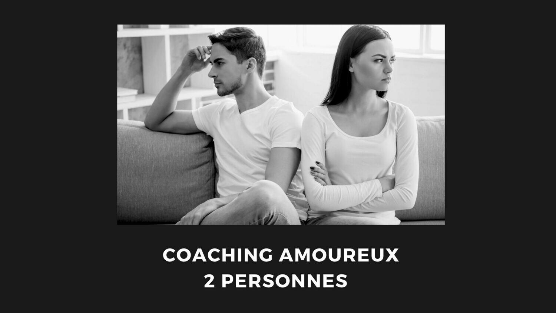 coaching amoureux - 2 personnes