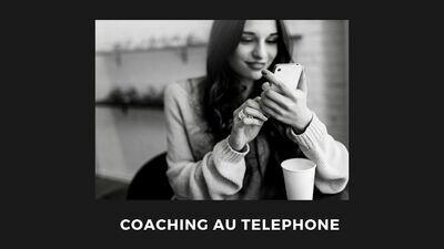 Coaching au téléphone