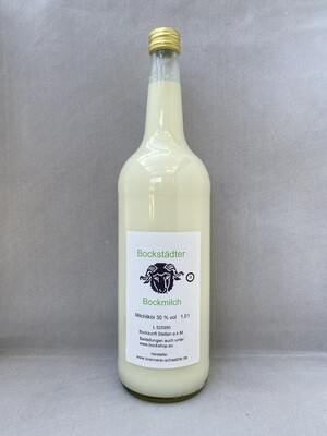 Bockmilch 1 Liter