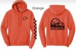 Pull Over - Orange/Black