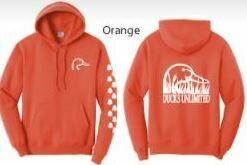 Pull Over - Orange/White