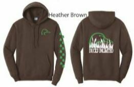 Pull Over - Heather Brown/Green