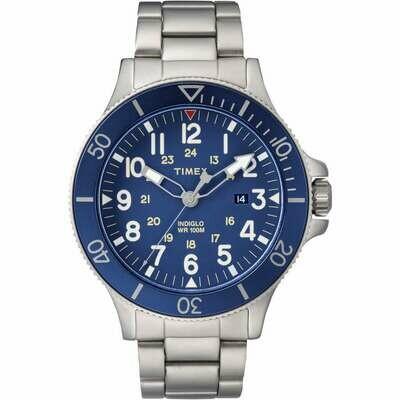 Timex Coastline Azul