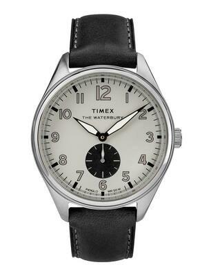 Timex Waterbury Negro