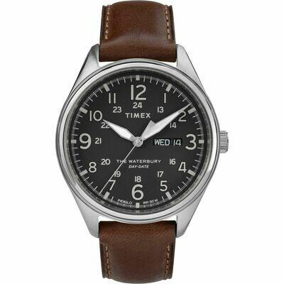 Timex Waterbury Marrón