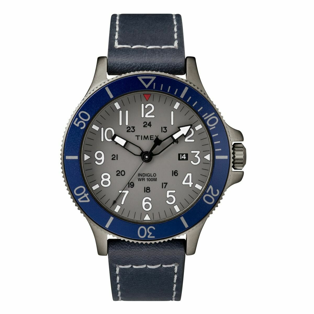 Timex Allied Coastline Gris con Azul