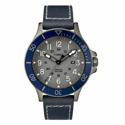 Timex Allied Coastline Gris con Azul