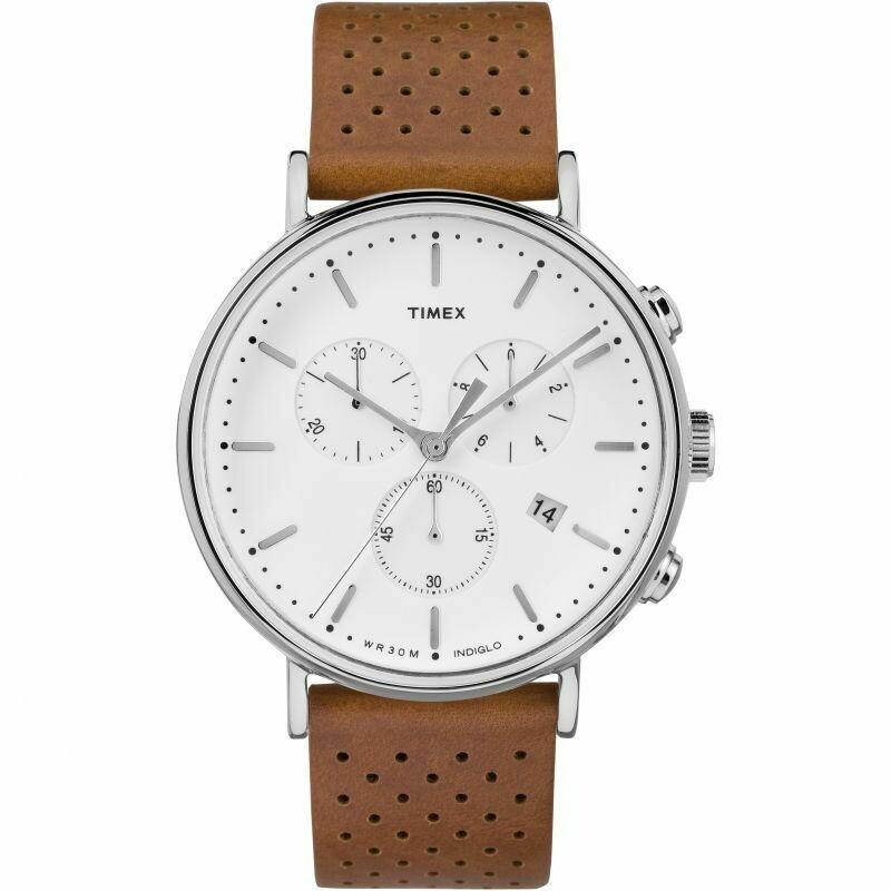 Timex Weekender Fairfield Chronograph Café