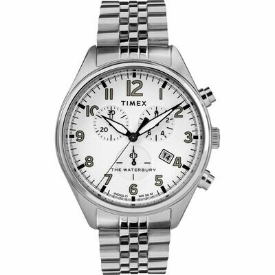 Timex Waterbury Chronograph