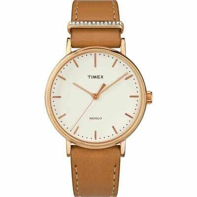 Timex Fairfield with Crystal Accent