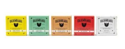 Golden Beards Beard Balsam