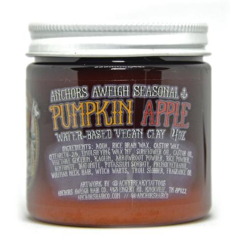 "Anchors Haarpomade ""Pumpkin Apple Clay"""