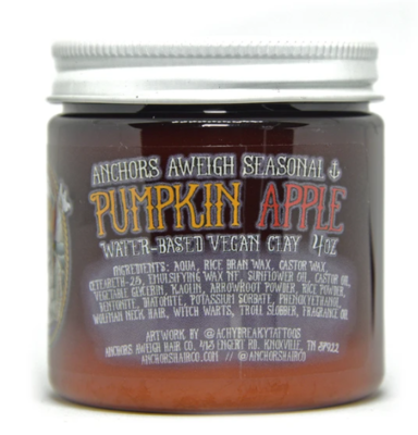 "Anchors Haarpomade ""Pumpkin Apple Clay"""