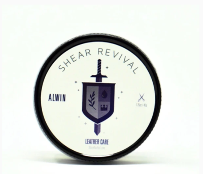 Shear Revival Alwin Leather Care