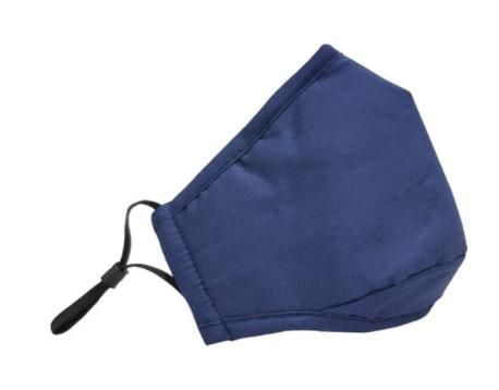 Maske aus Stoff mit/ohne Patches