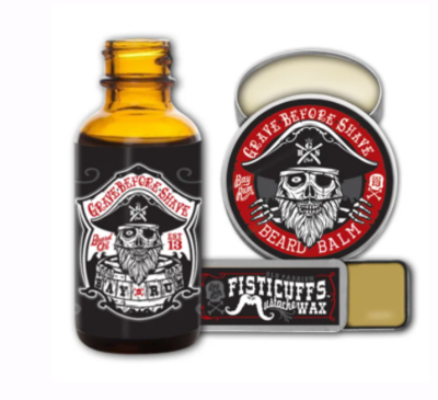 Grave Before Shave Bay Rum Spezial