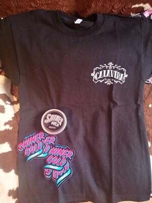 Shinergold Pomade mit Calavera Shirt