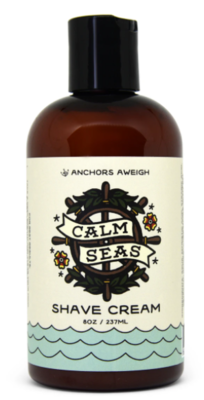 Anchors Calm Seas Rasiercreme