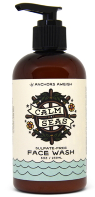 Anchors Calm Seas Gesichtsreinigung