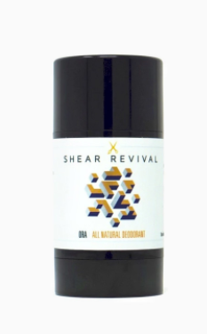 Shear Revival Ora All Natural Deodorant