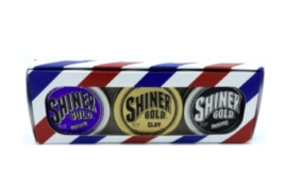 SHINER GOLD 3er travel pack