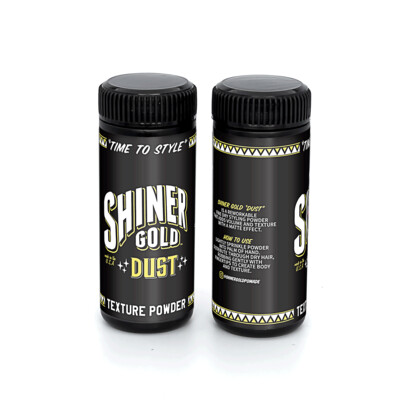 "SHINER GOLD ""DUST"""