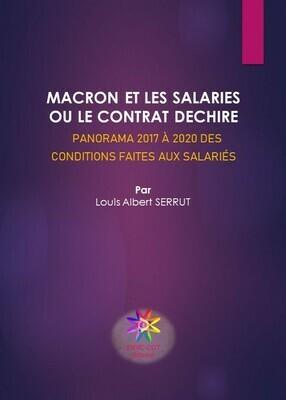 MACRON ET LES SALARIÉS ... par Louis Albert SERRUT