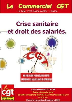 LE COMMERCIAL CGT N°24