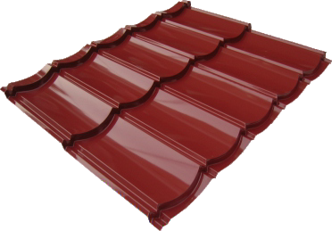 multi color classic maron 2X4 tebal tct 0,40 mm