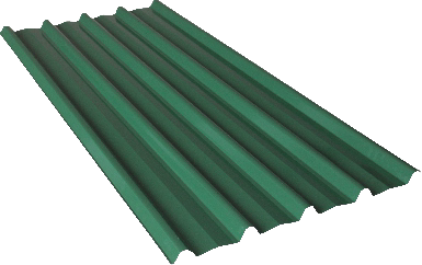 Spandek motif citah warna hijau, panjang sesuai pesanan warna hijau tebal tct 0,30mm