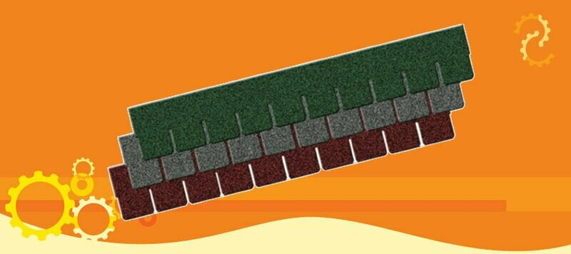 multi sirap metal motif dwipa tebal tct 0,35mm