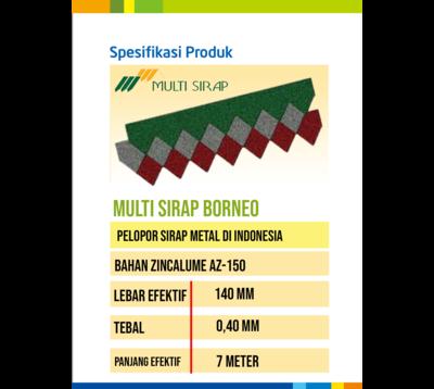 Multi Sirap Borneo